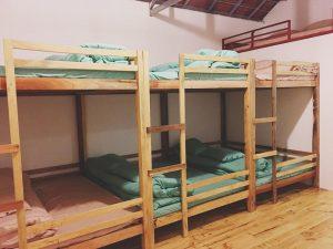 Phòng dành cho nhiều người ở Bơ House
