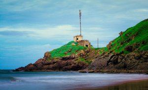 Cảnh đẹp Vũng Tàu ở mũi Nghinh Phong
