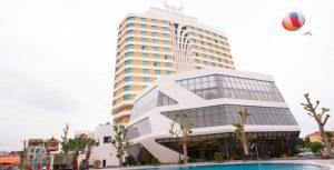 Mương Thanh Bắc Giang là khách sạn lớn nhất tỉnh hiện nay