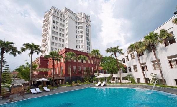 Mường Thanh Lạng Sơn là khách sạn lớn, đẹp nhất tỉnh