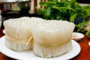 Sản phẩm mỳ Chũ Nam Dương, Lục Ngạn, Bắc Giang được nhiều người biết đến