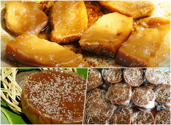 Bánh tài lồng ếp món ngon đặc sản Quảng Ninh