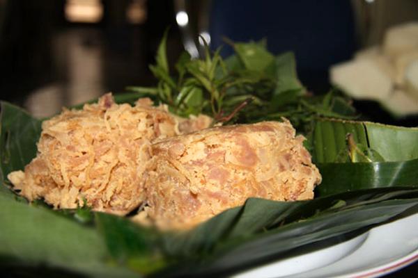 Nem bùi Ninh Xá chủ yếu ăn trong ngày là ngon nhất.