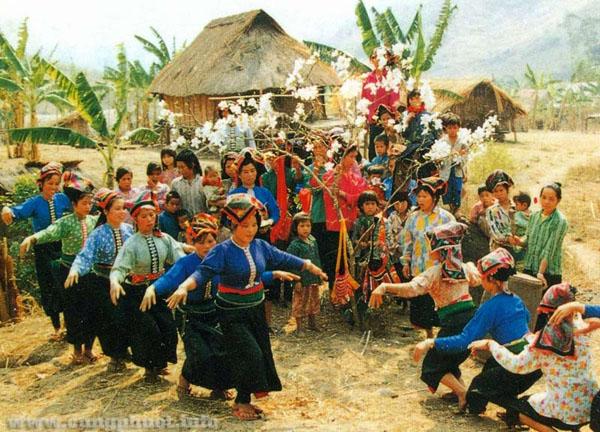 Dân tộc Xinh Mum ở huyện Sông Mã