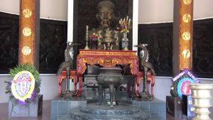 Đền thờ Nguyễn Đình Chiểu