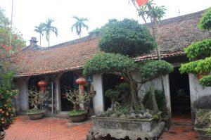 Một ngôi nhà cổ ở Hưng Yên