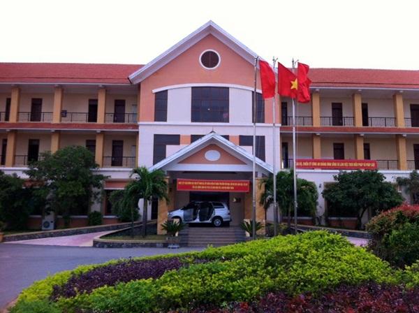 Một nhà nghỉ ở Tuyên Quang