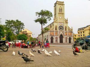 Nhà thờ lớn ở thành phố Nam Định