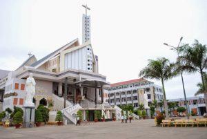 Nhà thờ Tắc Sây Bạc Liêu