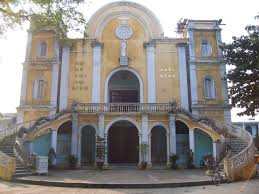 Nhà thờ trà Kiệu- một trong những thánh đường cổ kính ở miền trung