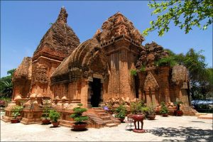 Tháp Chăm Ninh Thuận