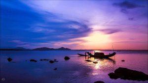 Phá Tam Giang đẹp mơ màng