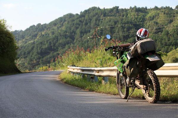 Phượt Cao bằng với xe máy luôn mang đến trải nghiệm thú vị