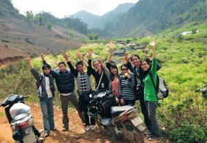 Phượt Tuyên Quang bằng xe máy