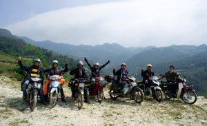 Phượt Bắc Hà bằng xe máy