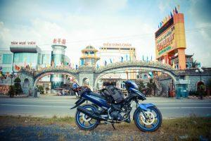 Phượt xe máy đi Càn Thơ