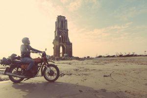 Phượt xe máy đến nọi nẻo đường Nam Định