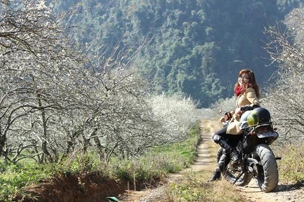 Phượt Sơn La là một trong những điểm yêu thích của du khách