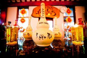 Đặc sản rượu mơ Yên Tử