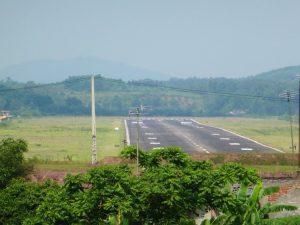 Sân bay Kép