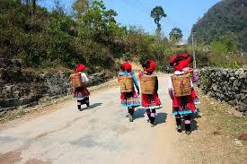 Cảnh bình dị của một dân tộc huyện Sìn Hồ