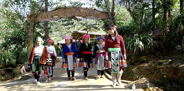Bản làng có 6 gia đình làm du lịch cộng đồng