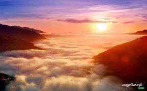 Mây trên núi Tà Xùa