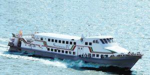 Phương tiện giao thông tại Kiên Giang- Tàu biển đi Phú Quốc