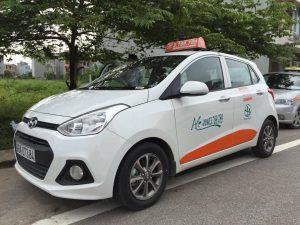 Tắc xi huyện Tân Yên