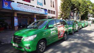 Taxi Mai Linh hoạt động khắp các tỉnh thành nước ta