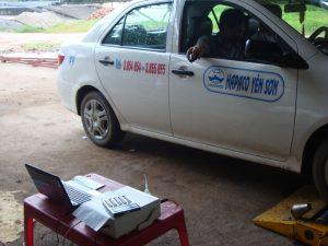 Taxi ở Yên Bái