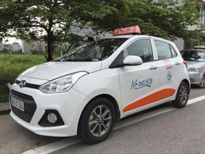 Hãng Taxi Hồng Hải ở Bắc Giang