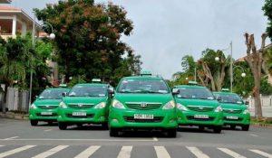 Taxi ở tỉnh Vân Bàn