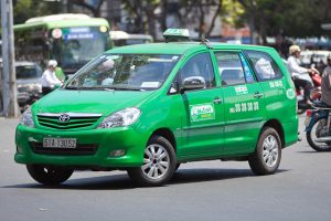 Taxi Mai Linh, phương tiện giao thông đi Quảng Ninh