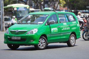 Taxi tại tỉnh Quảng Ninh
