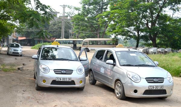 Taxi tỉnh Tuyên Quang