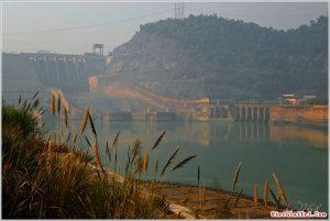 Đập thủy điện Thác Bà là công trình thủy điện đầu tiên của nước ta