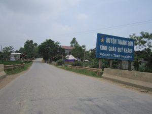 Huyện Thanh Sơn