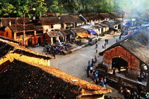 Phố cổ Đồng Văn -điểm nhấn du lịch Hà Giang