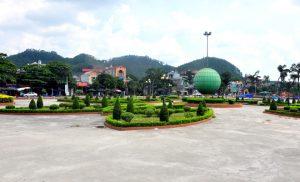 Thị trấn Sơn Dương