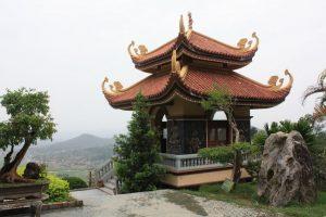 Thiền viện trúc lâm Tây Thiên- một cõi để con người ta trở về, xua đi những mệt mỏi, hận thù trong cuộc sống