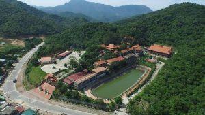 Thiền viện trúc lâm Yên Tử ngày nay với nhiều công trình lớn, là nơi lưu trữ tài liệu về phật giáo, giảng đạo và dạy các khóa tu