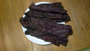 Thịt trâu gác bếp Lai Châu