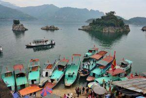 Bến thuyền Thung Nai