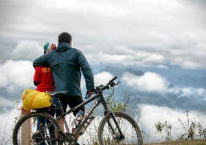 Lên đỉnh Tà Xù bằng xe đạp