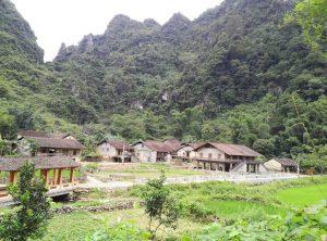 Một bản làng bình yên ở Trùng Khánh