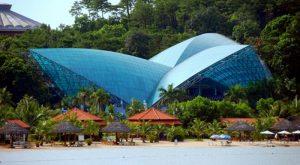 Cảnh đẹp một khu Resort ở Tuần Châu
