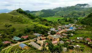 Bản làng tại huyện Vân Hồ