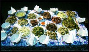 Những món ngon truyền thống ở Vàng Pheo