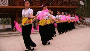 Những điệu múa truyền thống của người Thái